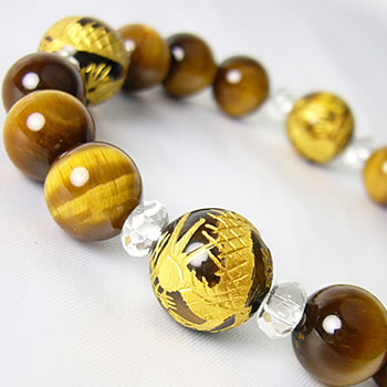 And This Year With Tiger Eye Stone Real Money Job Luck Is The Best In From Of Old Believed To Be