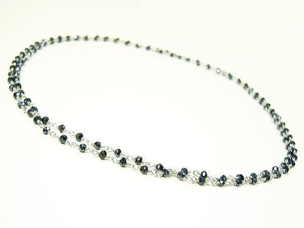「39ショップ」天然宝石グレースピネル・ジュエリーネックレス/スターリングシルバー925/ネックレス