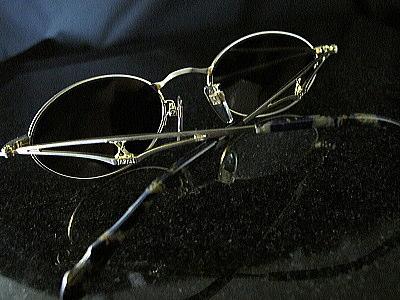 X-JAPAN official sunglasses / vintage model = XJ-301AS