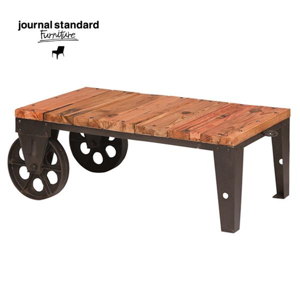 journal standard Furniture(ジャーナルスタンダードファニチャー)BRUGES DOLLY TABLE(ブルージュ ドリーテーブル)