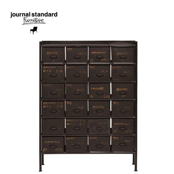 journal standard Furniture(ジャーナルスタンダードファニチャー)GUIDEL 24DRAWER CHEST(ギデル24ドロワーチェスト)