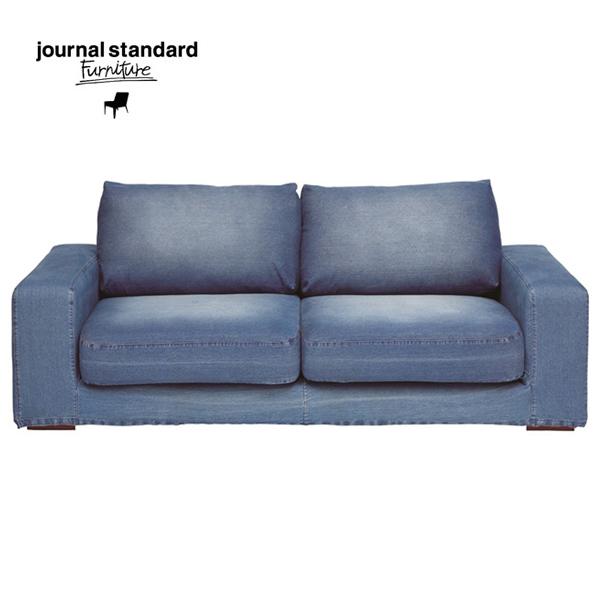 journal standard Furniture(ジャーナルスタンダードファニチャー)FRANKLIN SOFA BASIC DENIM 2P(フランクリン ソファ2シーター ベーシックデニム)