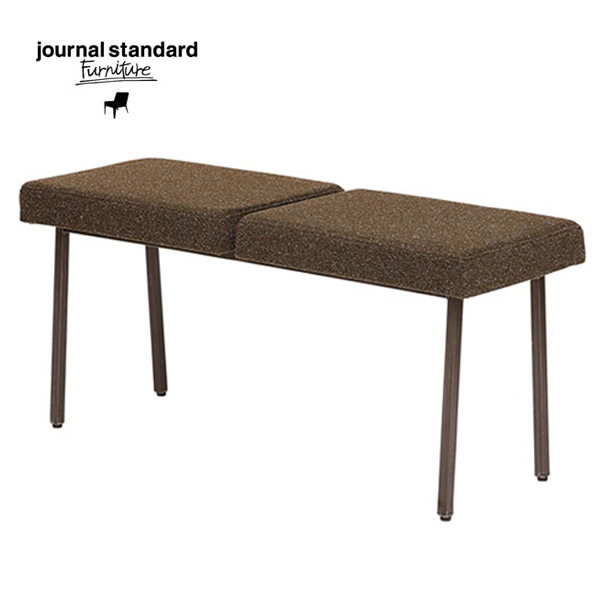 journal standard Furniture(ジャーナルスタンダードファニチャー)REGENT BENCH(リージェントベンチ)KHAKI(カーキ)