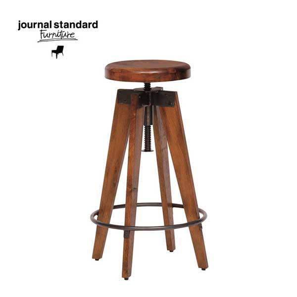 journal standard Furniture(ジャーナルスタンダードファニチャー)CHINON HIGH-STOOL WOOD(シノンハイスツール・ウッドシート)