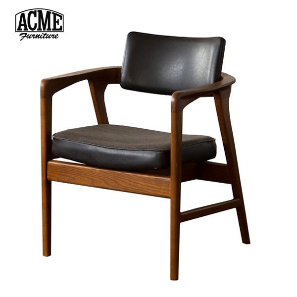 ACME Furniture(アクメファニチャー)WARNER ARM CHAIR(ワーナーアームチェア・ブラック)