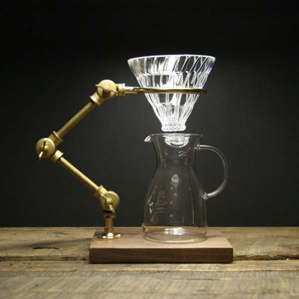 THE COFFEE REGISTRY (ザコーヒーレジストリー)キュレーターポーオーバースタンド