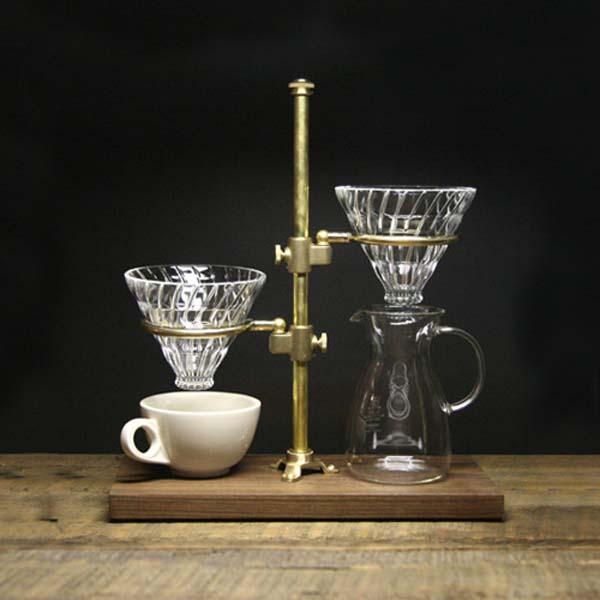 THE COFFEE REGISTRY (ザコーヒーレジストリー)クラークデュエットポーオーバースタンド