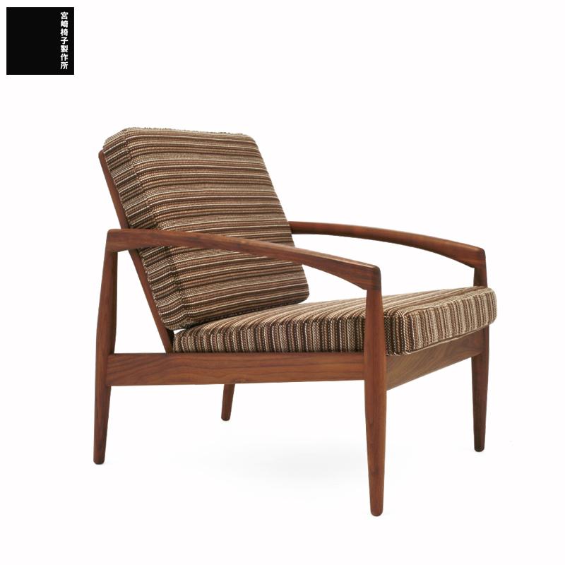 宮崎椅子製作所Paper Knife sofa(ペーパーナイフソファ)1シーター