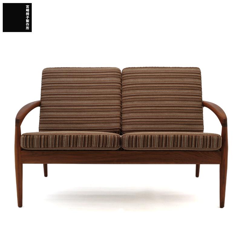 宮崎椅子製作所Paper Knife sofa(ペーパーナイフソファ)2シーター