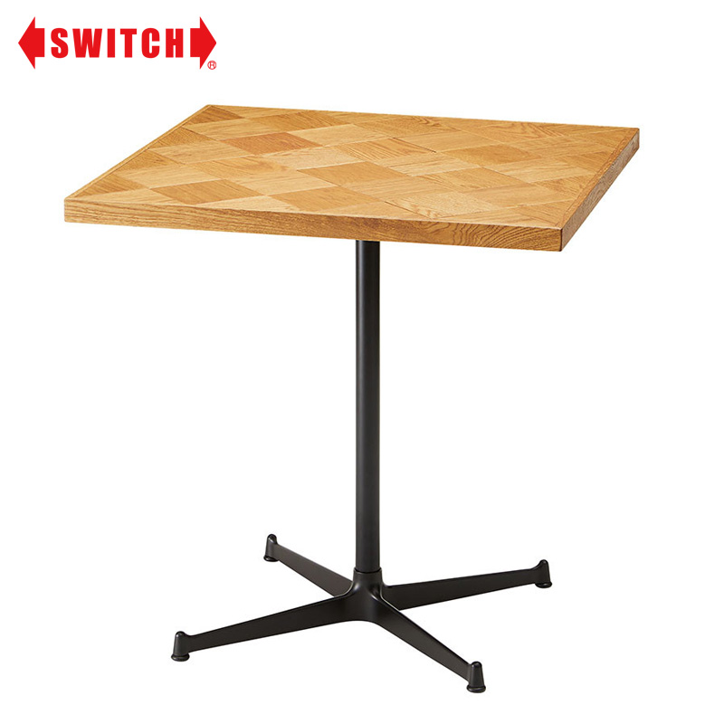 SWITCH(スウィッチ)チェッカーカフェテーブル