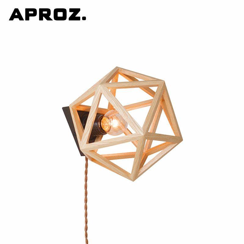 APROZ(アプロス)CONFETTI B(コンフェッティブラケット・ナチュラル)