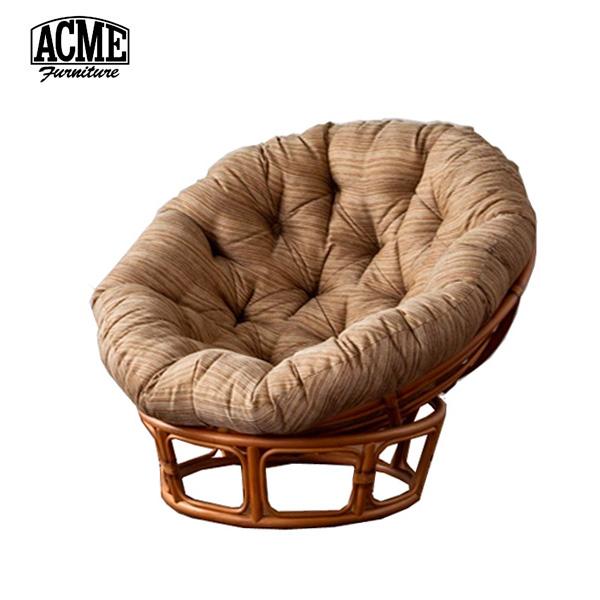 ACME Furniture(アクメファニチャー)WICKER EASY CHAIR(ウィッカーイージーチェア・ベージュ)