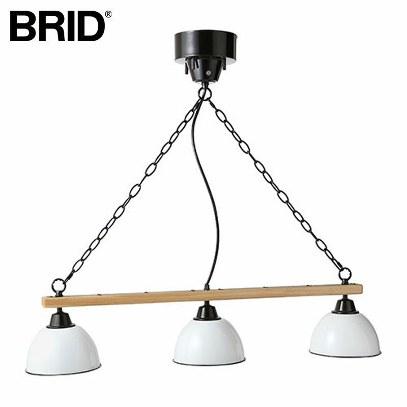 LAMP(ジェンダーウッドロッド3シーリングランプ) BRID(ブリッド)GENDER WOOD 3CEILING ROD