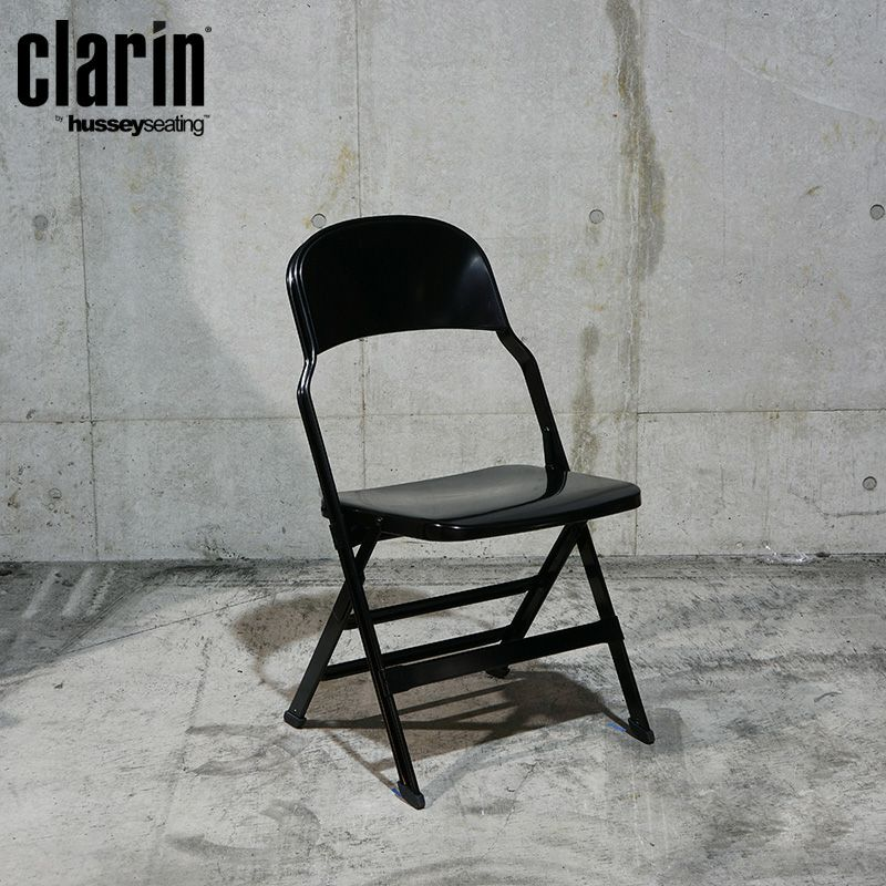 CLARIN(クラリン)ALL STEEL FOLDING CHAIR(オールスチール・フォールディングチェア)