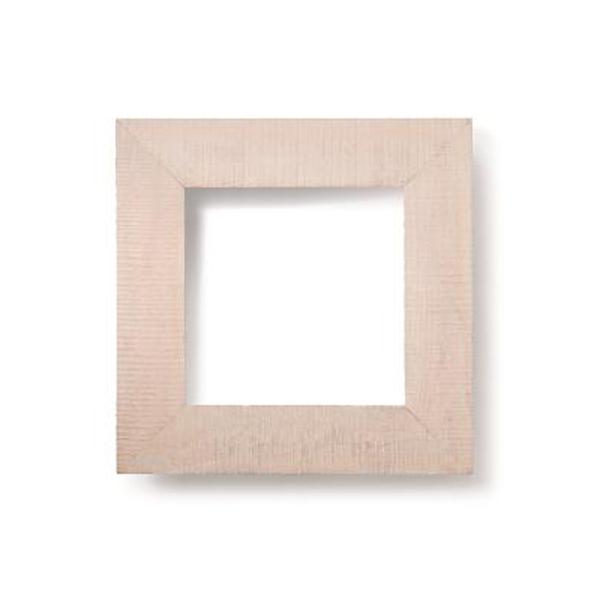 PIANTA×STANZA(ピアンタ・スタンツァ)マイギャラリー・Mサイズ500×500mmホワイトウッド(本体のみ)