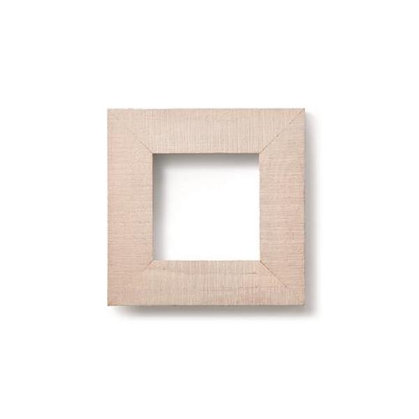 PIANTA×STANZA(ピアンタ・スタンツァ)マイギャラリー・Sサイズ300×300mmホワイトウッド(本体のみ)