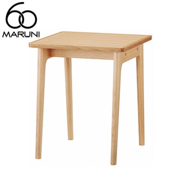 マルニ60オークフレームスクエアテーブル60