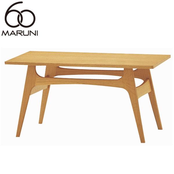 マルニ60オークフレームコーヒーテーブルナチュラル