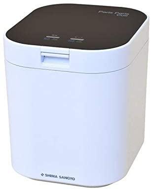 島産業 生ゴミ減量乾燥機 パリパリキュー BK PPC-11 メーカー取寄 まとめ買い特価 期間限定