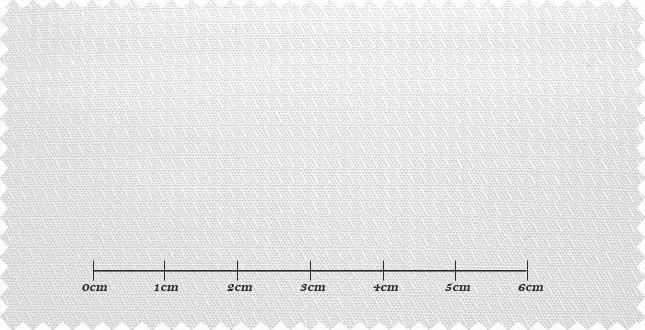 ファーストコレクション ホワイト系 シャドーストライプ オーダーシャツ 綿50% ポリ50% 3000350002