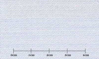 ファーストコレクション ブルー系 織柄 オーダーシャツ 綿50% ポリ50% 3090310327