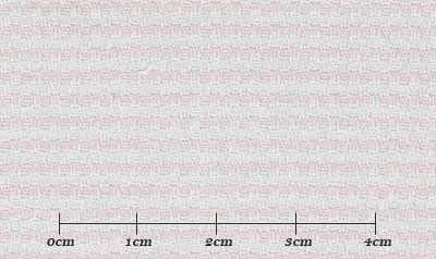ファーストコレクション ピンク系 織柄 オーダーシャツ 綿50% ポリ50% 3090340429