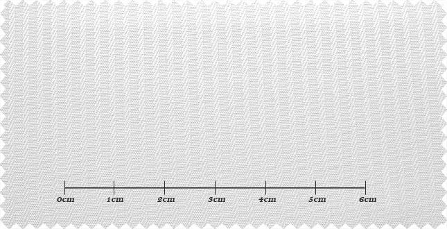 エグゼグティブ ホワイト系 シャドーストライプ オーダーシャツ 綿100% ポリ00% 3300420041