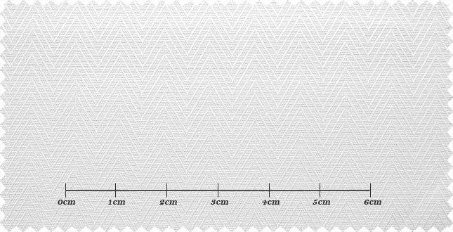 エグゼグティブ ホワイト系 ヘリンボン オーダーシャツ 綿100% ポリ00% 3300420043
