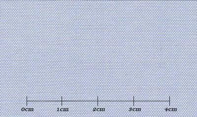 エグゼグティブ ブルー系 無地 オーダーシャツ 綿100% ポリ00% 3310410024