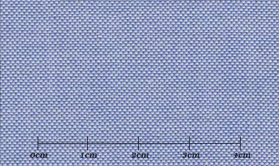 エグゼグティブ ブルー系 無地 オーダーシャツ 綿100% ポリ00% 3310460017