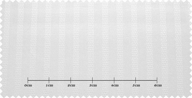 ハイクオリティ ホワイト系 シャドーストライプ オーダーシャツ 綿100% ポリ00% 100番手高級素材 4900710035
