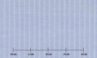 ハイクオリティ ブルー系 シャドーストライプ オーダーシャツ 綿100% ポリ00% 100番手高級素材 4920730103
