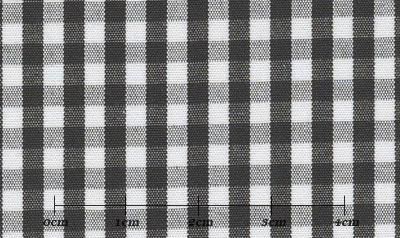 ハイクオリティ グレー系 チェック オーダーシャツ 綿100% ポリ00% 4920740121