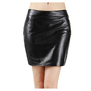ラムレザー タイトスカート ショートスカート レディース ファッション 春夏 秋冬 肌触りよい 膝上 本革 ML XL XXL XXXL ブラック レッド