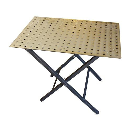 Fe★NEEDS フェニーズオリジナルFMS009 溶接 用 作業 テーブル クランプ 式