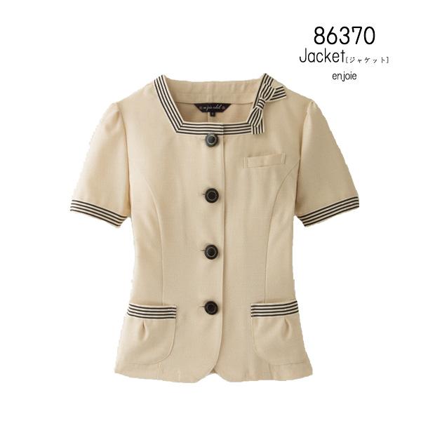 【ジョア】事務服 サマージャケット(17・19号)86370 JOIE