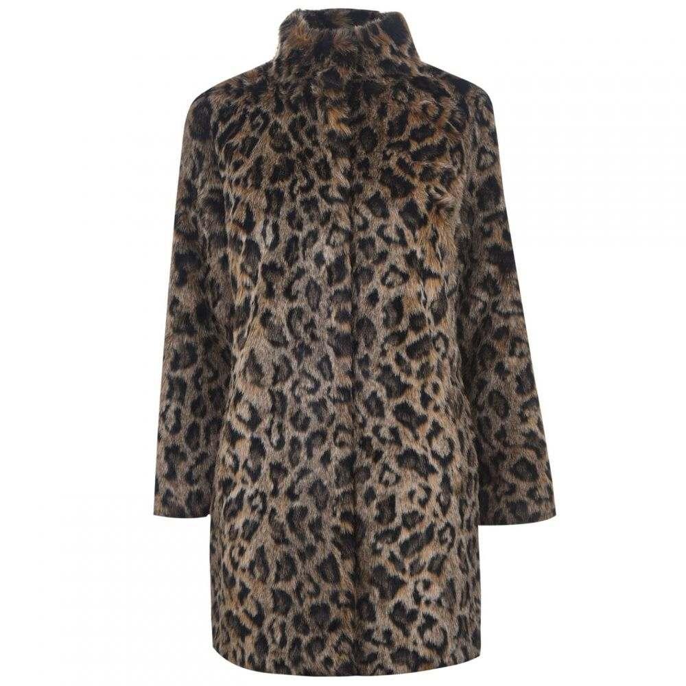 ベルベット グラハム&スペンサー Velvet レディース コート アウター【Chrissie Coat】Leopard Print