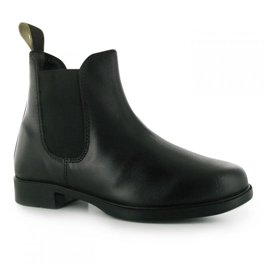 リクイジット Requisite レディース ブーツ シューズ・靴【Glendale Jodhpur Boots】Black