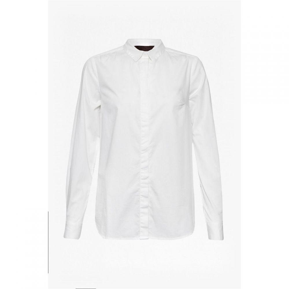 グレート プレインス Great Plains レディース ブラウス・シャツ トップス【Classic Stretch Cotton Shirt】Winter White