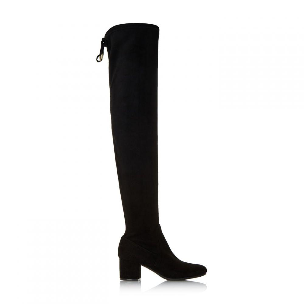 ヘッドオーバーヒールズ Head Over Heels レディース ブーツ シューズ・靴【Salsa 2 High Boots】Black