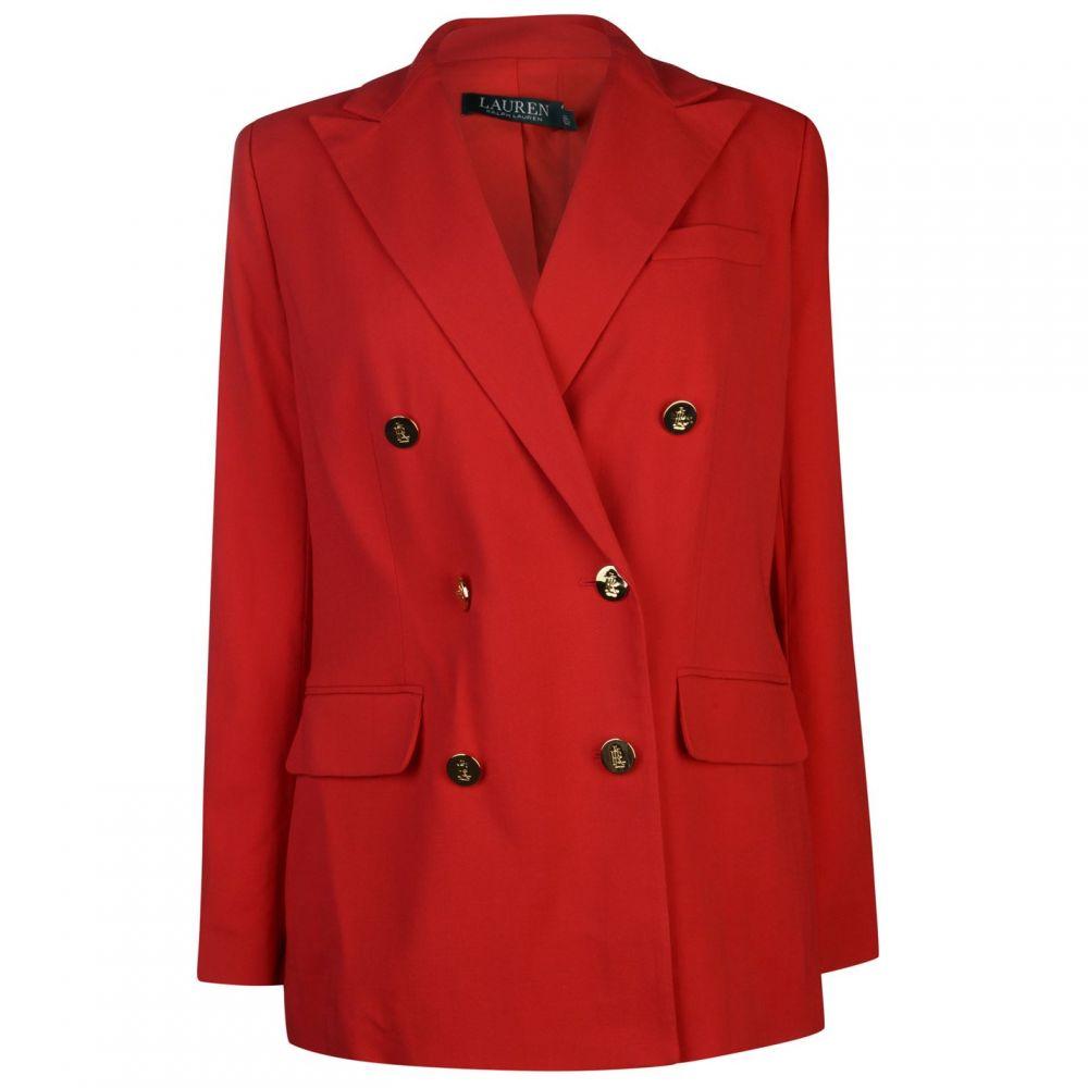 ラルフ ローレン Polo Ralph Lauren レディース ジャケット アウター【Ryen Jacket】Red