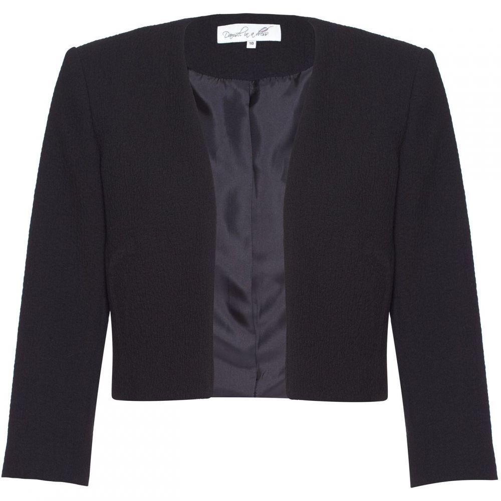 ダンセル Damsel in a Dress レディース ジャケット アウター【Fjord Jacket】Black
