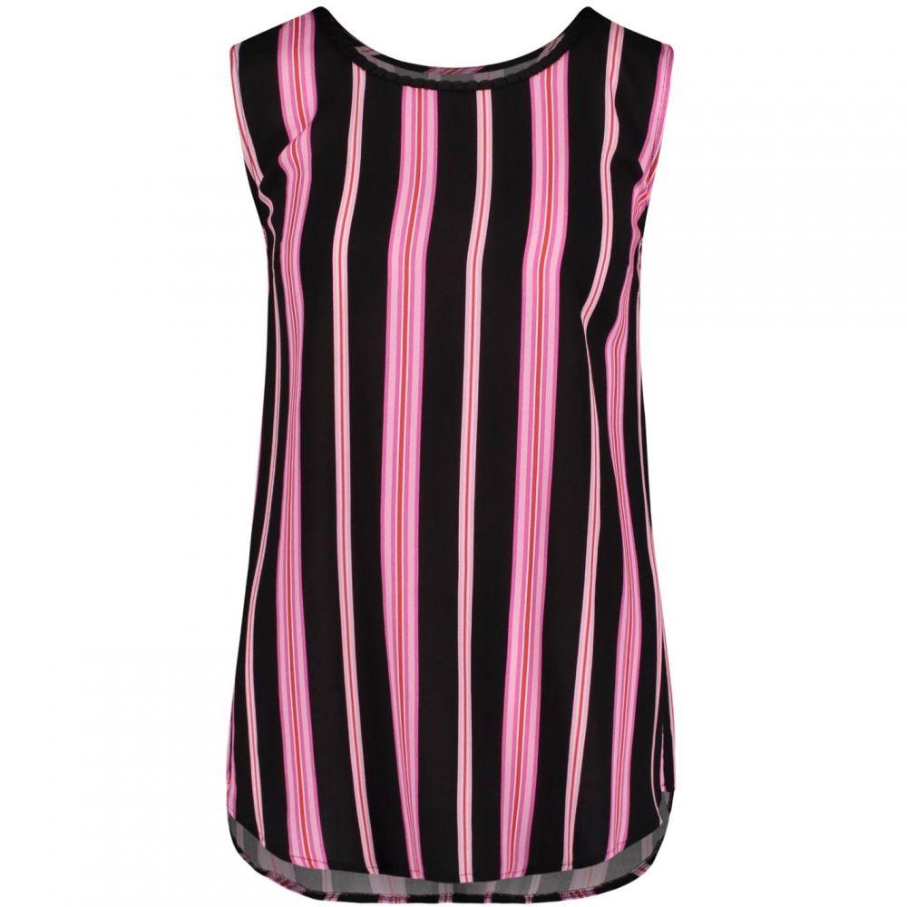 ベティー バークレイ Betty Barclay レディース ノースリーブ トップス【Striped Sleeveless Top】Multi-Coloured