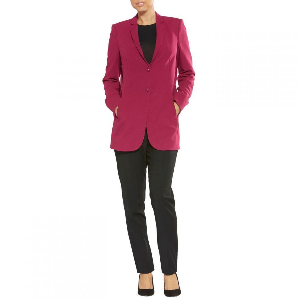 ヘレンマクアリンデン Helen McAlinden レディース ジャケット アウター【Janet Raspberry Jacket】Pink