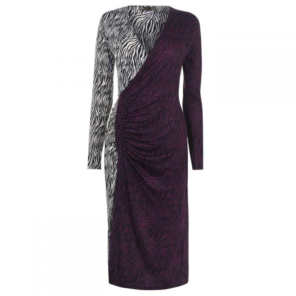 ビバ Biba レディース ワンピース ワンピース・ドレス【Mixed Zebra Dress】Zebra Print