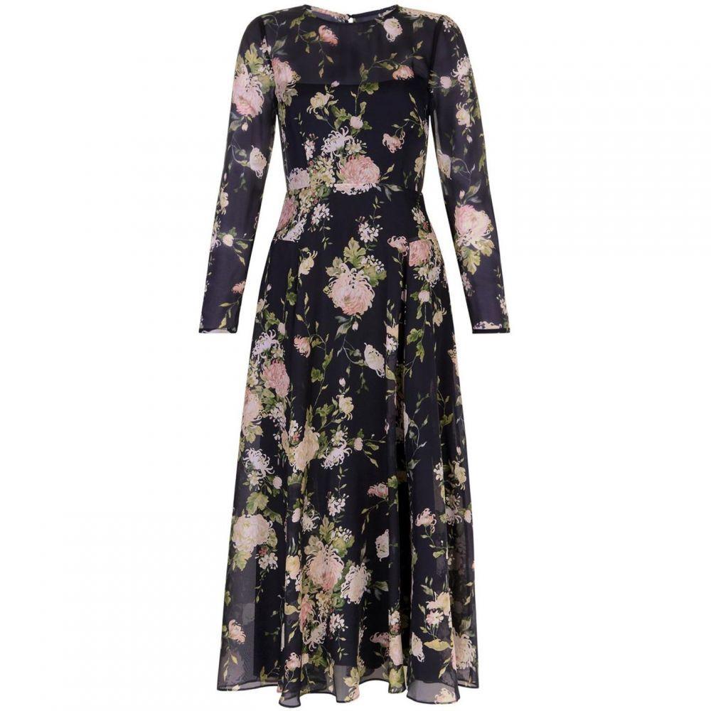 ホッブス Hobbs レディース ワンピース ワンピース・ドレス【Rosabelle Dress】Navy