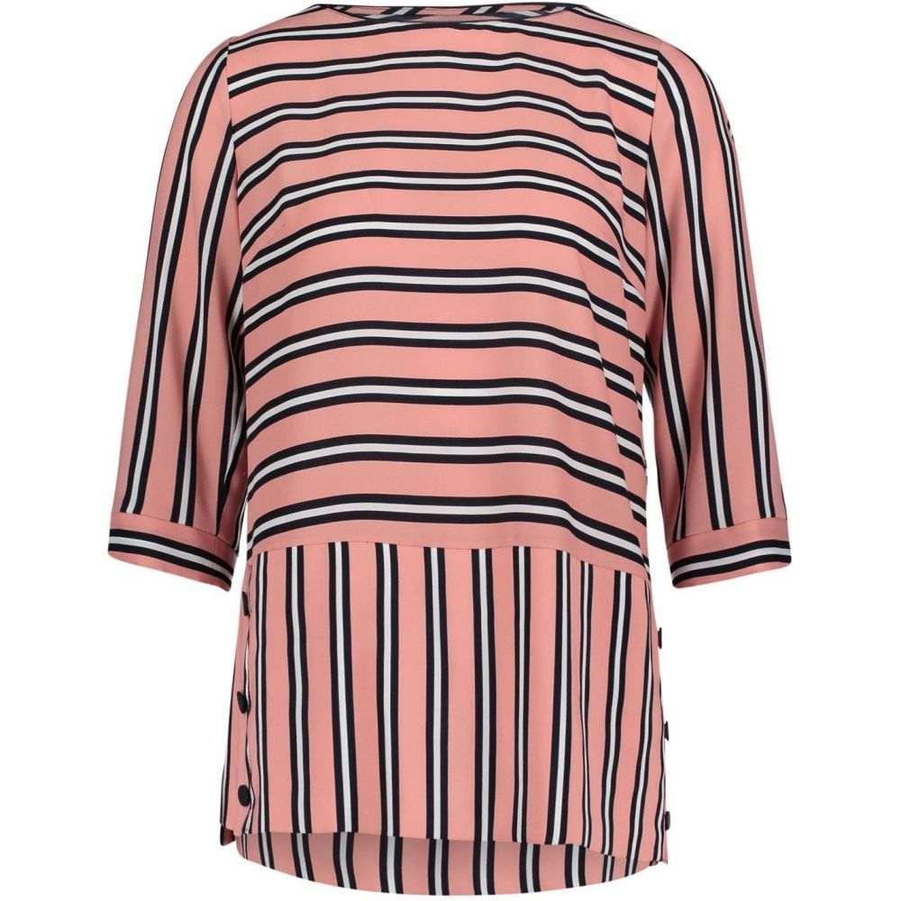 ベティー バークレイ Betty Barclay レディース ブラウス・シャツ トップス【Striped Blouse】Multi-Coloured