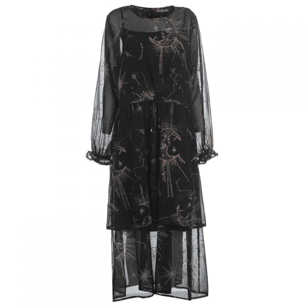 レーベルラボ Label Lab レディース ワンピース ワンピース・ドレス【Label Constellation Dress】Black