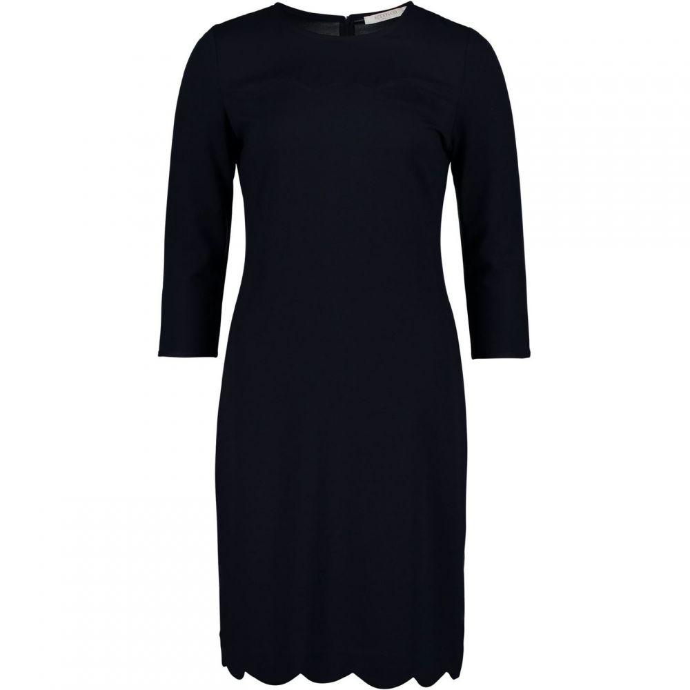ベティー バークレイ Betty Barclay レディース ワンピース シフトドレス ワンピース・ドレス【Jersey Shift Dress】Sapphire