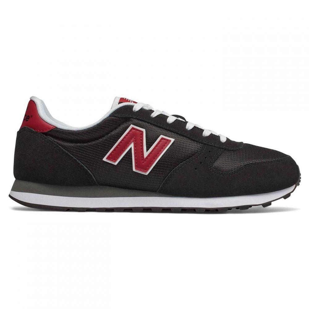 ニューバランス New Balance メンズ スニーカー シューズ・靴【311 Trainers】Black/Red